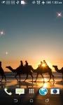 Sahara Caravan Live Wallpapers screenshot 1/4