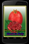 How To Increase Blood In Body screenshot 1/3