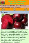 How To Increase Blood In Body screenshot 3/3