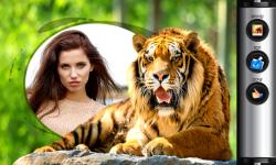 Animal Photo Frames Free screenshot 3/6