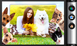 Animal Photo Frames Free screenshot 4/6