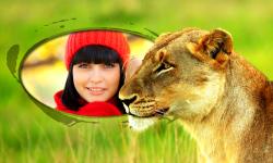 Animal Photo Frames Free screenshot 5/6