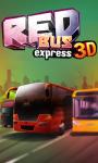 Red Bus Express 3D screenshot 1/6