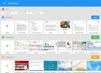 OfficeSuite Pro PDF actual screenshot 2/6
