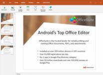 OfficeSuite Pro PDF actual screenshot 4/6