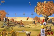 Moorhuhn Deluxe- Crazy Chicken intact screenshot 2/6