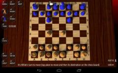 3D Chess Game fresh screenshot 1/6