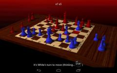 3D Chess Game fresh screenshot 6/6