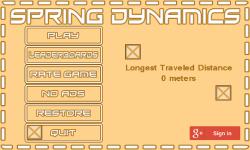 Spring Dynamics screenshot 1/5
