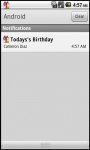 Qs Smart Birthday Wisher screenshot 4/5