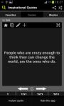 365 Inspirational Quotes screenshot 2/6