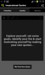 365 Inspirational Quotes screenshot 4/6