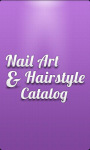 Nail Art and Hairstyle Catalog free screenshot 1/3