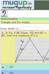 Class 9 - Triangle and Its Angles screenshot 2/3