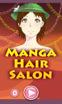 Manga Hair Salon screenshot 1/5