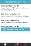 Wallpaper sport car HD screenshot 2/3