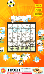 Football Puzzle - Soccer World Cup Brasil 2014 screenshot 3/6