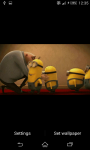 Despicable Me animated Live Wallpaper screenshot 4/5