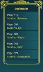 Holy  Quran 16 lines per page screenshot 5/6