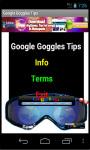 Google Goggles Tips screenshot 2/2