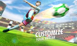 World Football Champions: Real Flick Soccer League screenshot 2/6