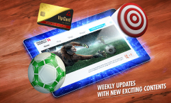 World Football Champions: Real Flick Soccer League screenshot 5/6