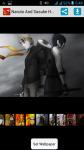 Naruto And Sasuke HD Wallpaper screenshot 1/4
