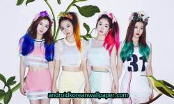 Red Velvet Happiness Wallpaper screenshot 2/6