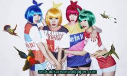 Red Velvet Happiness Wallpaper screenshot 5/6