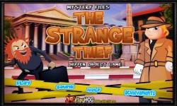 Free Hidden Object Games - Strange Thief screenshot 1/4