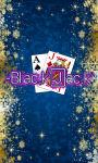 21 Blackjack game free screenshot 1/3