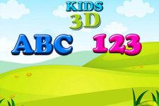 Kids 3D ABC 123 screenshot 1/5