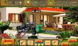 Free Hidden Object Games - Belle Vue screenshot 3/4