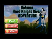 Adventure Batman Hard Knight Rises screenshot 1/3
