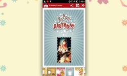 Birthday Frame screenshot 3/6