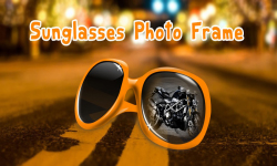 Sunglasses Photo Frame screenshot 1/6