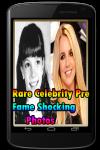 Rare Celebrity Pre Fame Shocking Photos screenshot 1/3