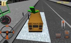 School Bus - The Best School Bus Driver 3D screenshot 4/6