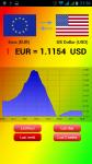 World currency exchange rates screenshot 1/5