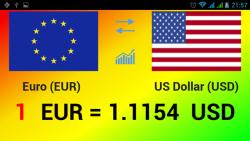 World currency exchange rates screenshot 3/5