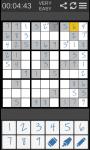 Smart Sudoku Free screenshot 1/3