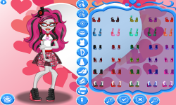 Ghoulia Love not Dead screenshot 2/4