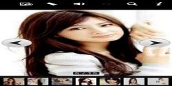 Japan Model Top Wallpaper screenshot 2/2