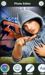 Hip Hop Photo Frames screenshot 3/6