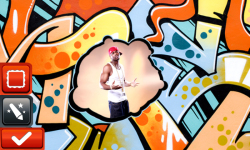 Hip Hop Photo Frames screenshot 4/6