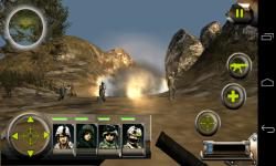 Commando Jungle Action screenshot 2/6