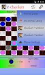 C-Checkers screenshot 2/6