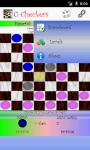 C-Checkers screenshot 3/6