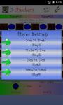 C-Checkers screenshot 4/6