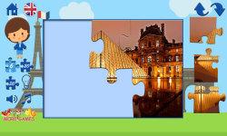 Puzzles Paris screenshot 3/6